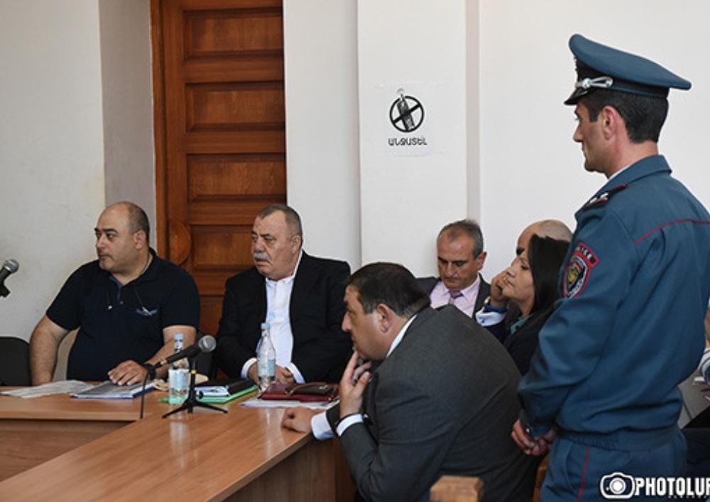 Մանվել Գրիգորյանի գործով դատական նիստը՝ Ուղիղ