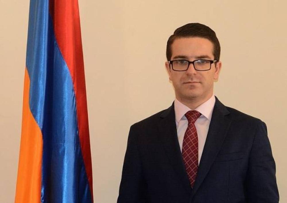 Գևորգ Լոռեցյանն ազատվել է ԿԳՄՍ նախարարի տեղակալի պաշտոնից