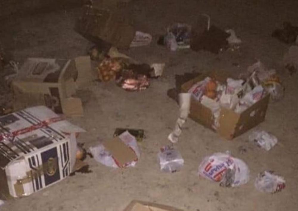 Հրամանատարը ցուցաբերել է անհարկի տաքարյունություն և արգելված ապրանքները դուրս է նետել պատուհանից. ՊԲ պարզաբանումը