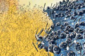 «Պայքար». Նկարազարդ պատմություն՝ մարտիմեկյան իրադարձությունների եւ մարդկային տարբեր ճակատագրերի մասին