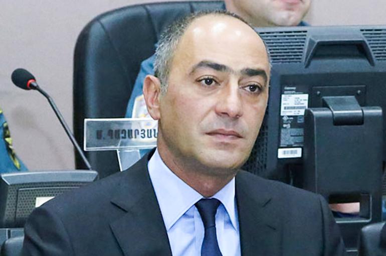 Գագիկ Խաչատրյանի եղբորորդին՝ Կարեն Խաչատրյանը, գրավի դիմաց ազատ արձակվեց
