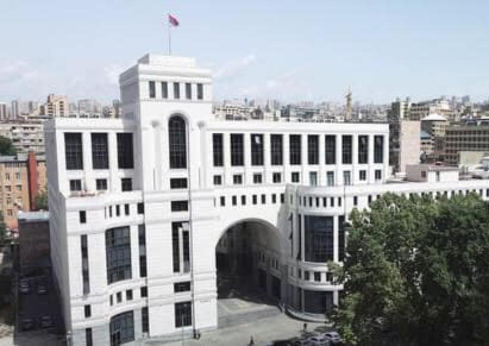 ՀՀ ԱԳՆ հայտարարությունը Բաղդադում տեղի ունեցած զարգացումների վերաբերյալ
