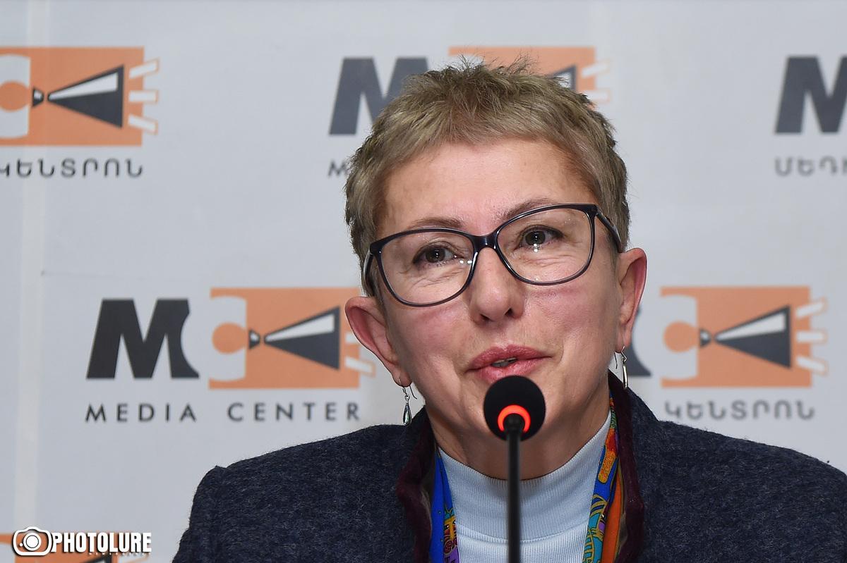 Լարիսա Մինասյան