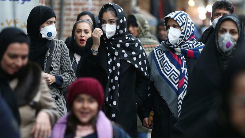 Լուսանկարում՝ Թեհրանը։ (www.aljazeera.com)