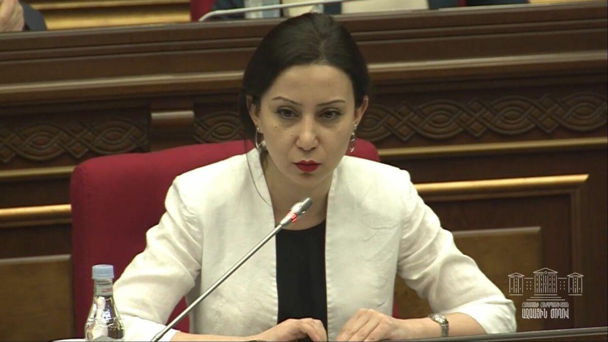 Մարիա Կարապետյան