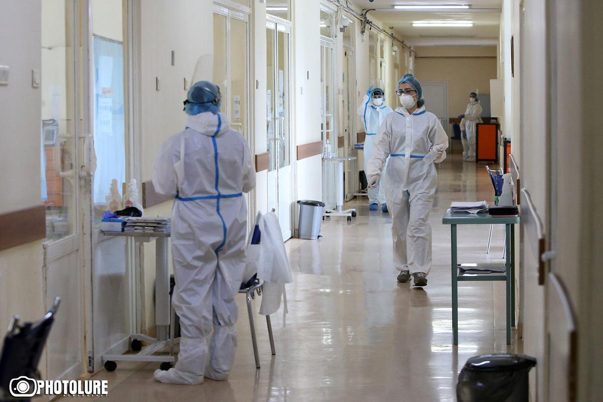 Հայաստանում հաստատվել է կորոնավիրուսով վարակվելու 2241 նոր դեպք. մահացել է 26 մարդ