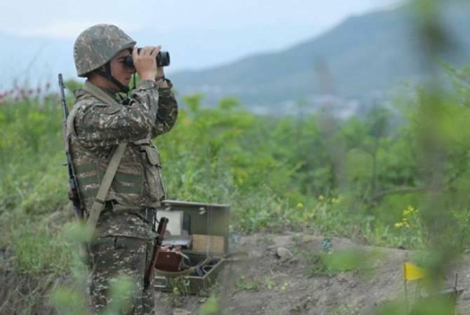 Հնարավոր է, որ հայկական համազգեստով ադրբեջանցի զինվորների վրա կրակել են հենց իրենց զորքերը